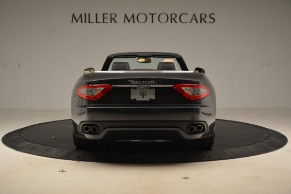 Used 2013 Maserati GranTurismo Convertible for sale Sold at Bugatti of Greenwich in Greenwich CT 06830 6