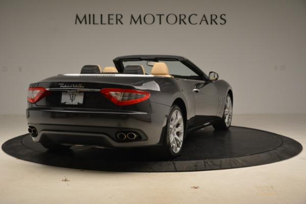 Used 2013 Maserati GranTurismo Convertible for sale Sold at Bugatti of Greenwich in Greenwich CT 06830 7