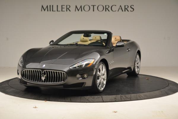 Used 2013 Maserati GranTurismo Convertible for sale Sold at Bugatti of Greenwich in Greenwich CT 06830 1