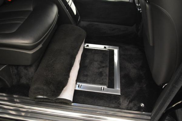 Used 2014 Rolls-Royce Phantom EWB for sale Sold at Bugatti of Greenwich in Greenwich CT 06830 18