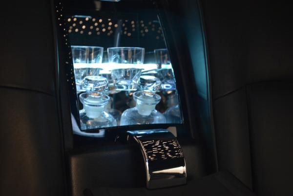 Used 2014 Rolls-Royce Phantom EWB for sale Sold at Bugatti of Greenwich in Greenwich CT 06830 19