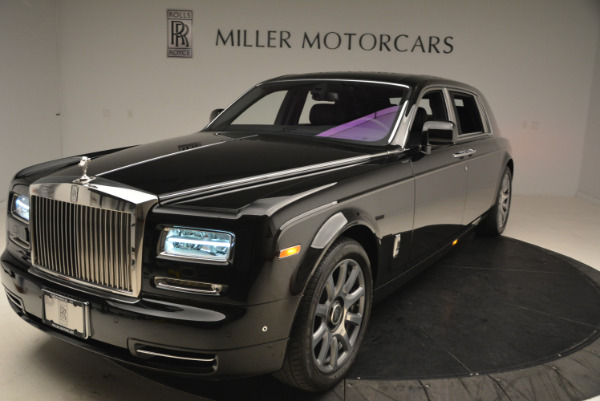 Used 2014 Rolls-Royce Phantom EWB for sale Sold at Bugatti of Greenwich in Greenwich CT 06830 2