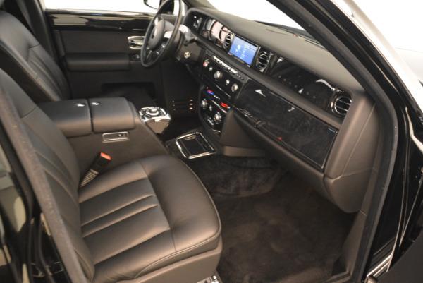 Used 2014 Rolls-Royce Phantom EWB for sale Sold at Bugatti of Greenwich in Greenwich CT 06830 22