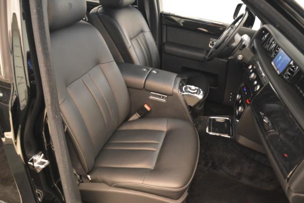 Used 2014 Rolls-Royce Phantom EWB for sale Sold at Bugatti of Greenwich in Greenwich CT 06830 23