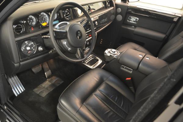 Used 2014 Rolls-Royce Phantom EWB for sale Sold at Bugatti of Greenwich in Greenwich CT 06830 26
