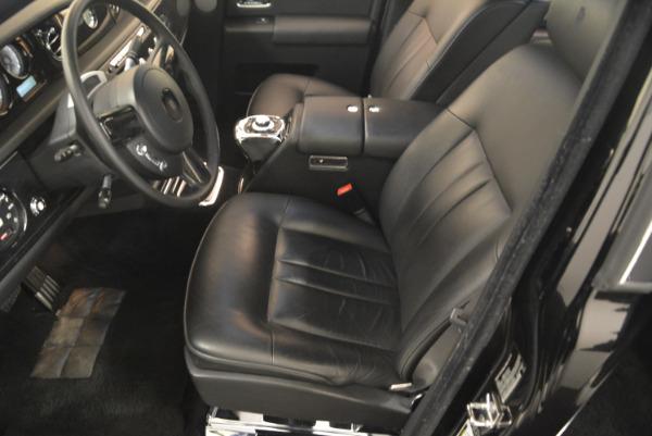 Used 2014 Rolls-Royce Phantom EWB for sale Sold at Bugatti of Greenwich in Greenwich CT 06830 27