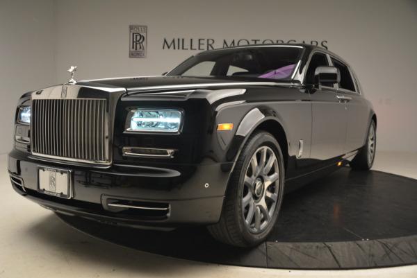 Used 2014 Rolls-Royce Phantom EWB for sale Sold at Bugatti of Greenwich in Greenwich CT 06830 3