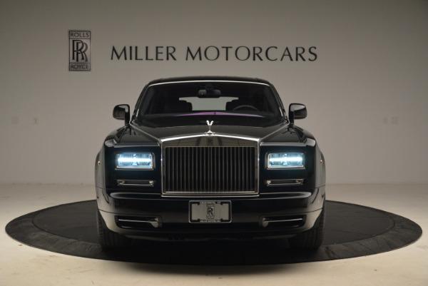 Used 2014 Rolls-Royce Phantom EWB for sale Sold at Bugatti of Greenwich in Greenwich CT 06830 4
