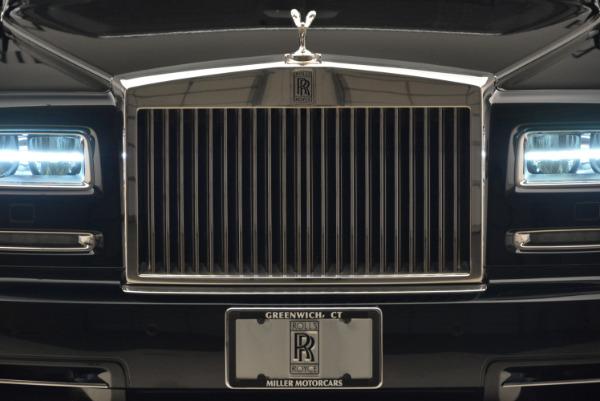 Used 2014 Rolls-Royce Phantom EWB for sale Sold at Bugatti of Greenwich in Greenwich CT 06830 5