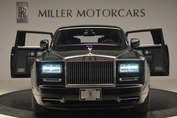 Used 2014 Rolls-Royce Phantom EWB for sale Sold at Bugatti of Greenwich in Greenwich CT 06830 6