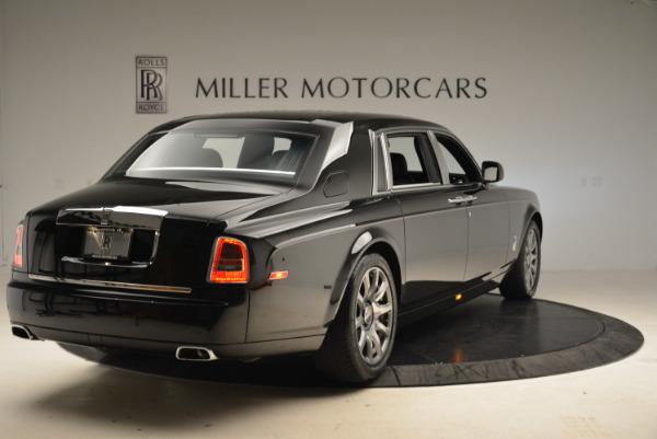 Used 2014 Rolls-Royce Phantom EWB for sale Sold at Bugatti of Greenwich in Greenwich CT 06830 8