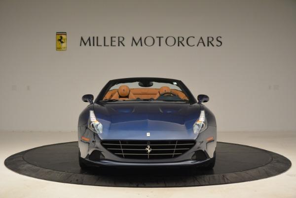 Used 2017 Ferrari California T Handling Speciale for sale Sold at Bugatti of Greenwich in Greenwich CT 06830 12