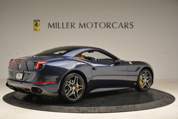 Used 2017 Ferrari California T Handling Speciale for sale Sold at Bugatti of Greenwich in Greenwich CT 06830 20
