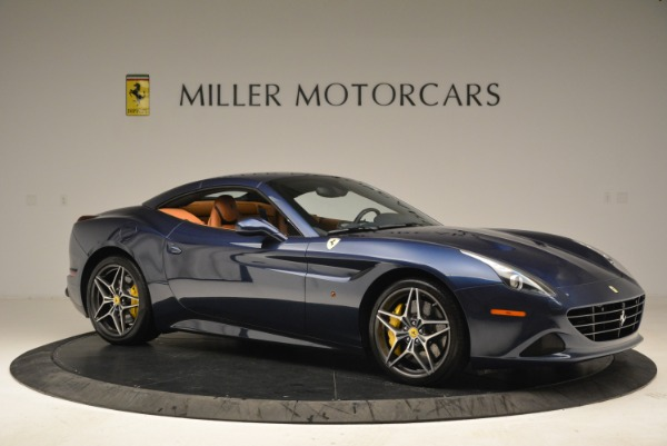 Used 2017 Ferrari California T Handling Speciale for sale Sold at Bugatti of Greenwich in Greenwich CT 06830 22