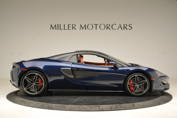 New 2018 McLaren 570S Spider for sale Sold at Bugatti of Greenwich in Greenwich CT 06830 20