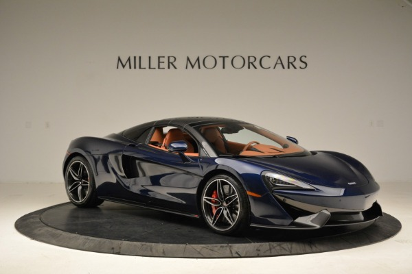New 2018 McLaren 570S Spider for sale Sold at Bugatti of Greenwich in Greenwich CT 06830 21