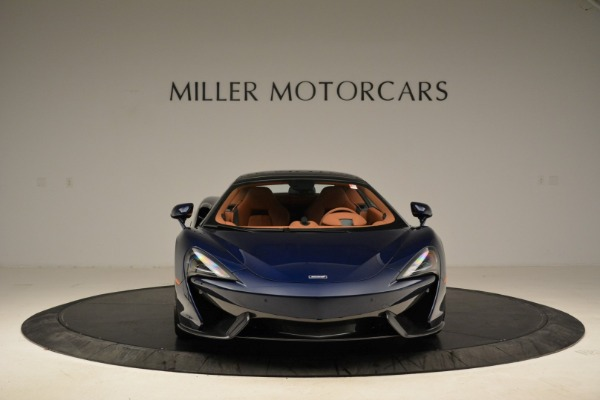 New 2018 McLaren 570S Spider for sale Sold at Bugatti of Greenwich in Greenwich CT 06830 22