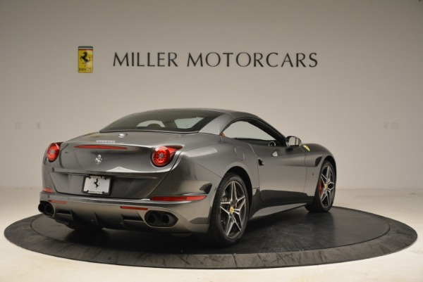 Used 2017 Ferrari California T Handling Speciale for sale Sold at Bugatti of Greenwich in Greenwich CT 06830 19