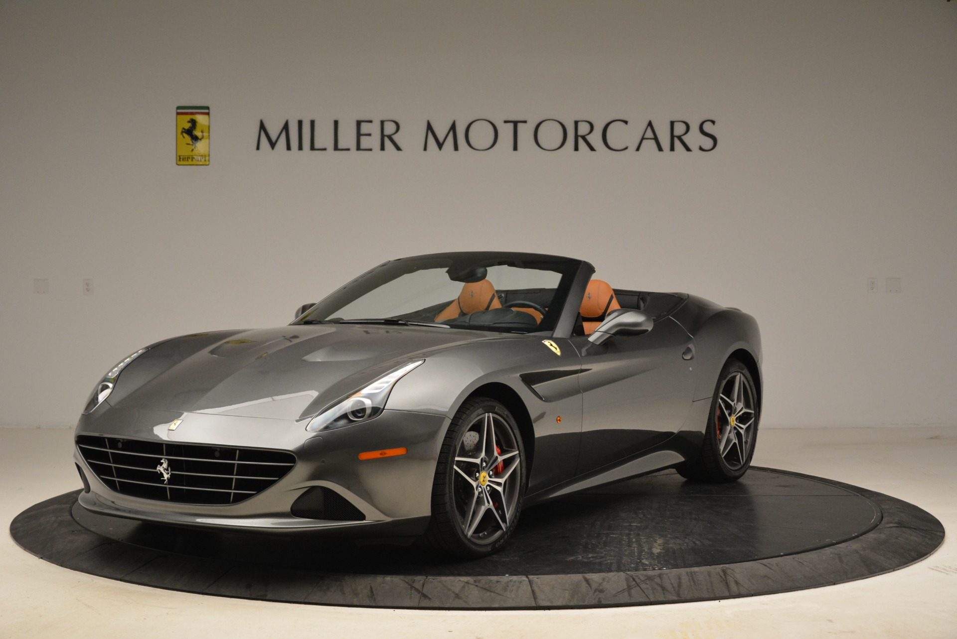 Used 2017 Ferrari California T Handling Speciale for sale Sold at Bugatti of Greenwich in Greenwich CT 06830 1