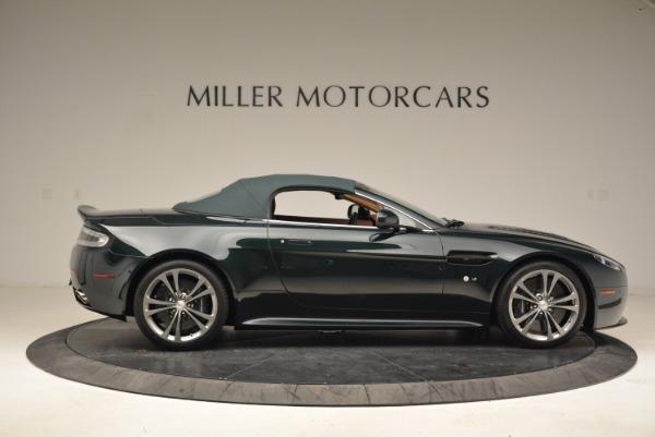 Used 2017 Aston Martin V12 Vantage S Roadster for sale Sold at Bugatti of Greenwich in Greenwich CT 06830 16