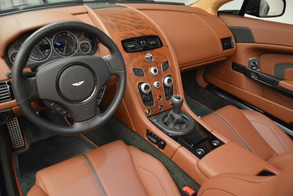 Used 2017 Aston Martin V12 Vantage S Roadster for sale Sold at Bugatti of Greenwich in Greenwich CT 06830 21