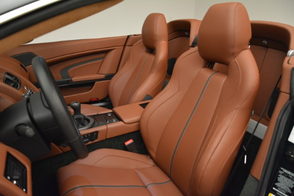 Used 2017 Aston Martin V12 Vantage S Roadster for sale Sold at Bugatti of Greenwich in Greenwich CT 06830 22
