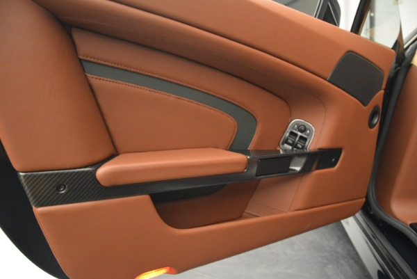 Used 2017 Aston Martin V12 Vantage S Roadster for sale Sold at Bugatti of Greenwich in Greenwich CT 06830 23