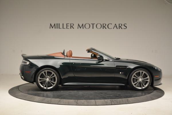 Used 2017 Aston Martin V12 Vantage S Roadster for sale Sold at Bugatti of Greenwich in Greenwich CT 06830 9