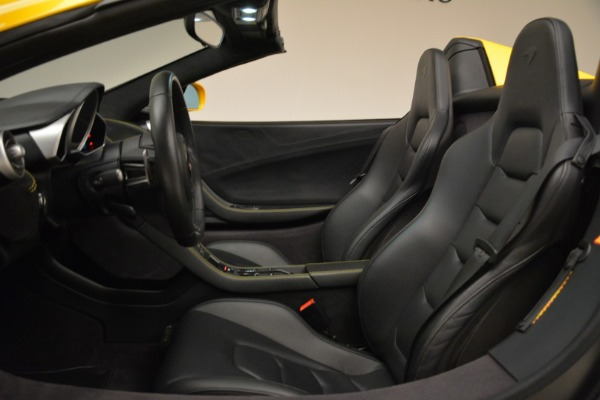 Used 2014 McLaren MP4-12C Spider for sale Sold at Bugatti of Greenwich in Greenwich CT 06830 26