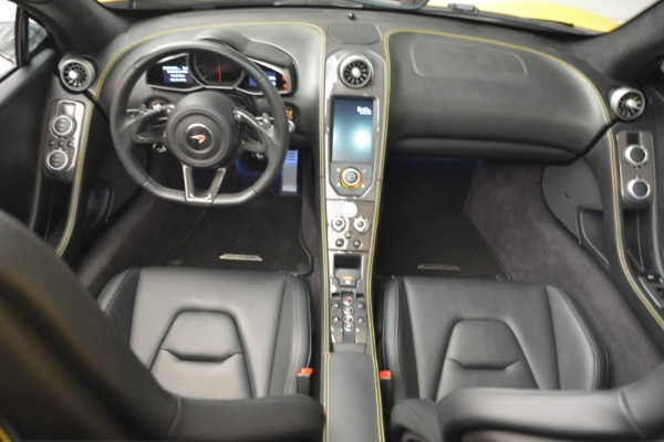 Used 2014 McLaren MP4-12C Spider for sale Sold at Bugatti of Greenwich in Greenwich CT 06830 28