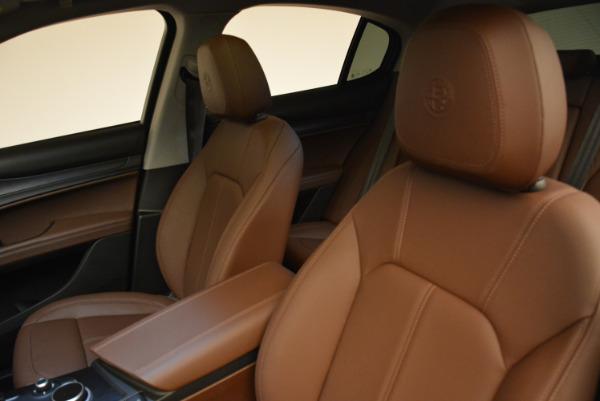 New 2018 Alfa Romeo Stelvio Q4 for sale Sold at Bugatti of Greenwich in Greenwich CT 06830 15