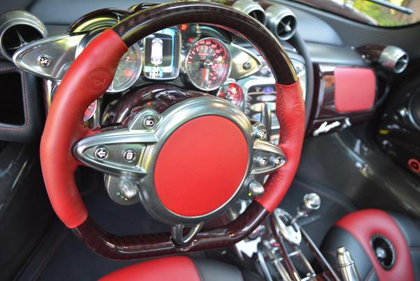 Used 2014 Pagani Huayra for sale Sold at Bugatti of Greenwich in Greenwich CT 06830 13