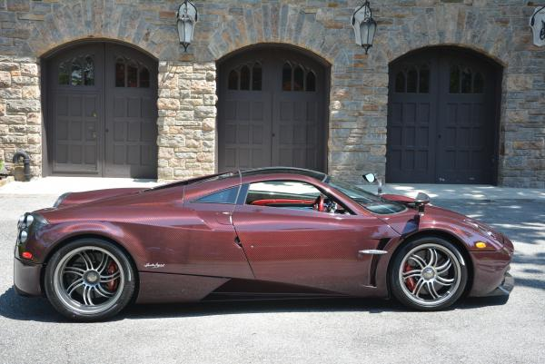 Used 2014 Pagani Huayra for sale Sold at Bugatti of Greenwich in Greenwich CT 06830 2