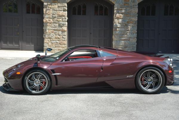Used 2014 Pagani Huayra for sale Sold at Bugatti of Greenwich in Greenwich CT 06830 4