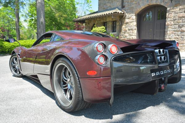 Used 2014 Pagani Huayra for sale Sold at Bugatti of Greenwich in Greenwich CT 06830 6