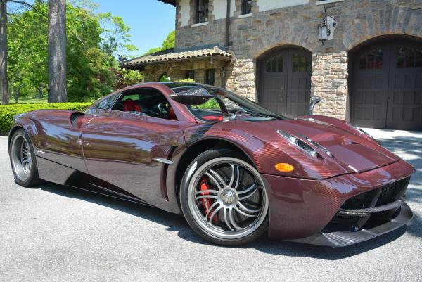 Used 2014 Pagani Huayra for sale Sold at Bugatti of Greenwich in Greenwich CT 06830 7