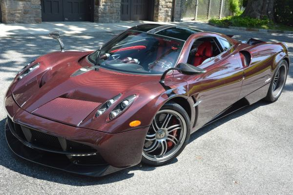 Used 2014 Pagani Huayra for sale Sold at Bugatti of Greenwich in Greenwich CT 06830 1