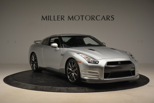 Used 2013 Nissan GT-R Premium for sale Sold at Bugatti of Greenwich in Greenwich CT 06830 12