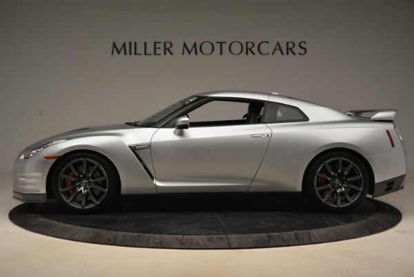 Used 2013 Nissan GT-R Premium for sale Sold at Bugatti of Greenwich in Greenwich CT 06830 3
