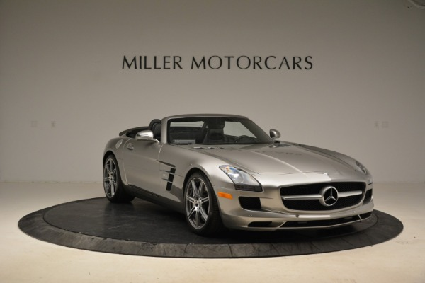 Used 2012 Mercedes-Benz SLS AMG for sale Sold at Bugatti of Greenwich in Greenwich CT 06830 11