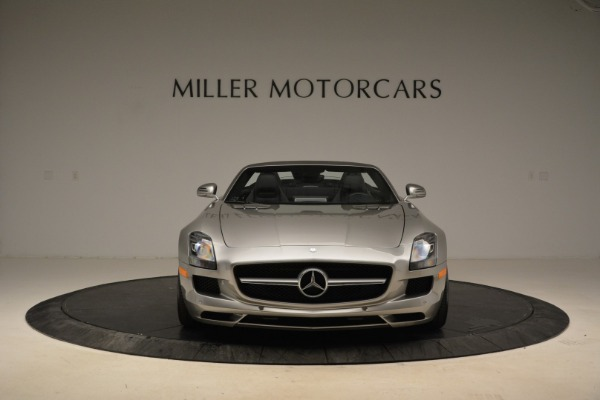 Used 2012 Mercedes-Benz SLS AMG for sale Sold at Bugatti of Greenwich in Greenwich CT 06830 12