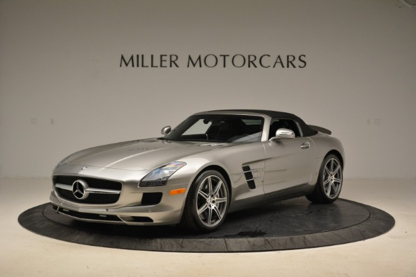 Used 2012 Mercedes-Benz SLS AMG for sale Sold at Bugatti of Greenwich in Greenwich CT 06830 13