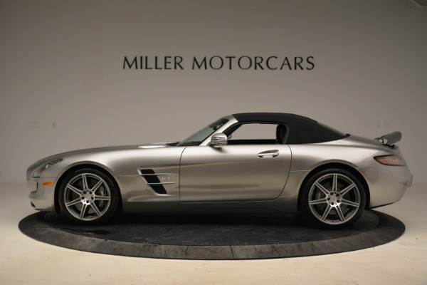 Used 2012 Mercedes-Benz SLS AMG for sale Sold at Bugatti of Greenwich in Greenwich CT 06830 14