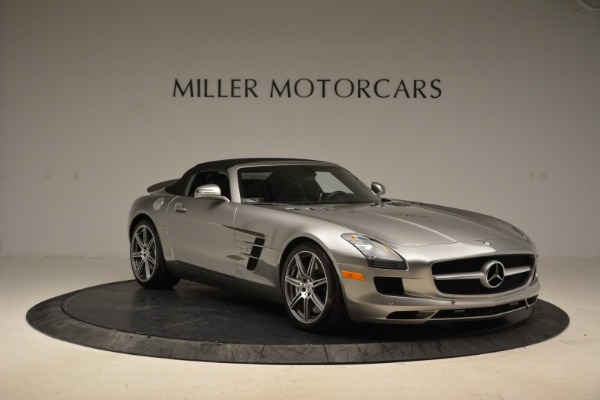 Used 2012 Mercedes-Benz SLS AMG for sale Sold at Bugatti of Greenwich in Greenwich CT 06830 19