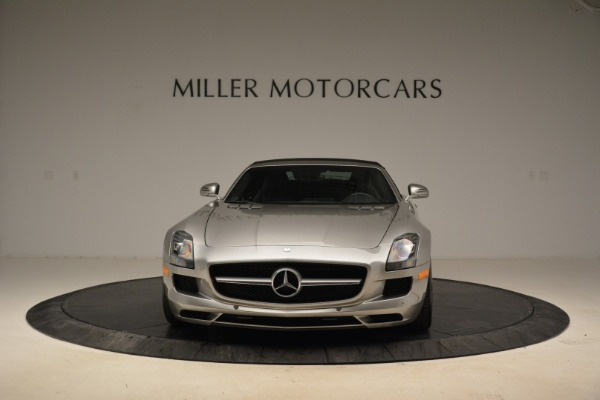 Used 2012 Mercedes-Benz SLS AMG for sale Sold at Bugatti of Greenwich in Greenwich CT 06830 20