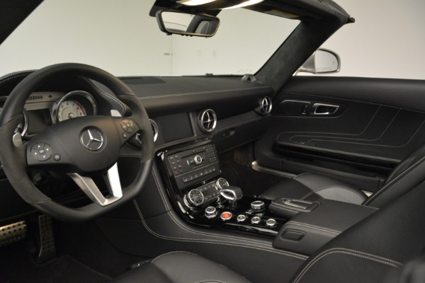 Used 2012 Mercedes-Benz SLS AMG for sale Sold at Bugatti of Greenwich in Greenwich CT 06830 23