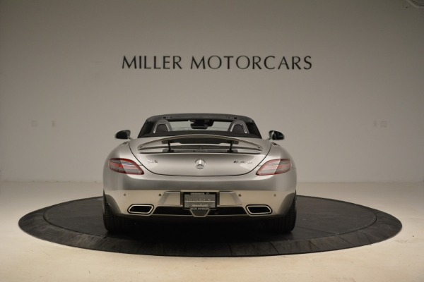 Used 2012 Mercedes-Benz SLS AMG for sale Sold at Bugatti of Greenwich in Greenwich CT 06830 6