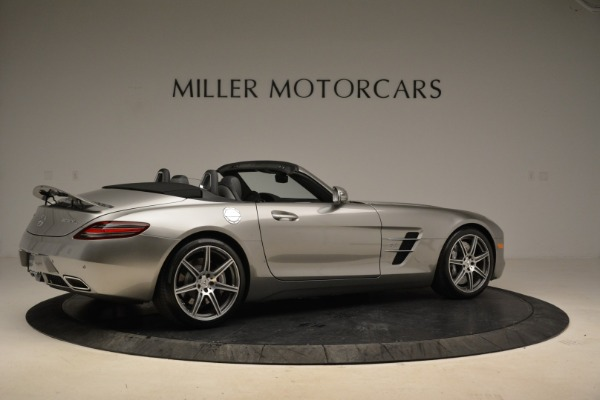 Used 2012 Mercedes-Benz SLS AMG for sale Sold at Bugatti of Greenwich in Greenwich CT 06830 8