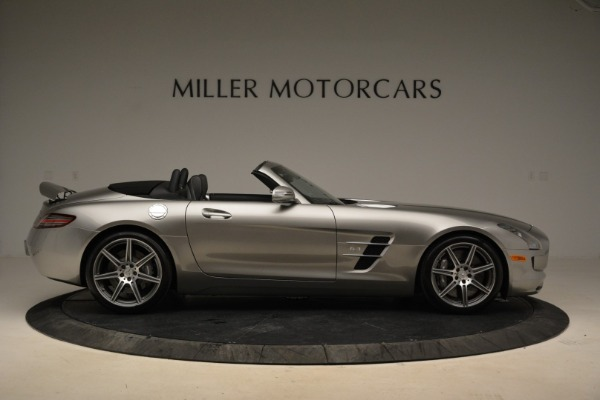 Used 2012 Mercedes-Benz SLS AMG for sale Sold at Bugatti of Greenwich in Greenwich CT 06830 9