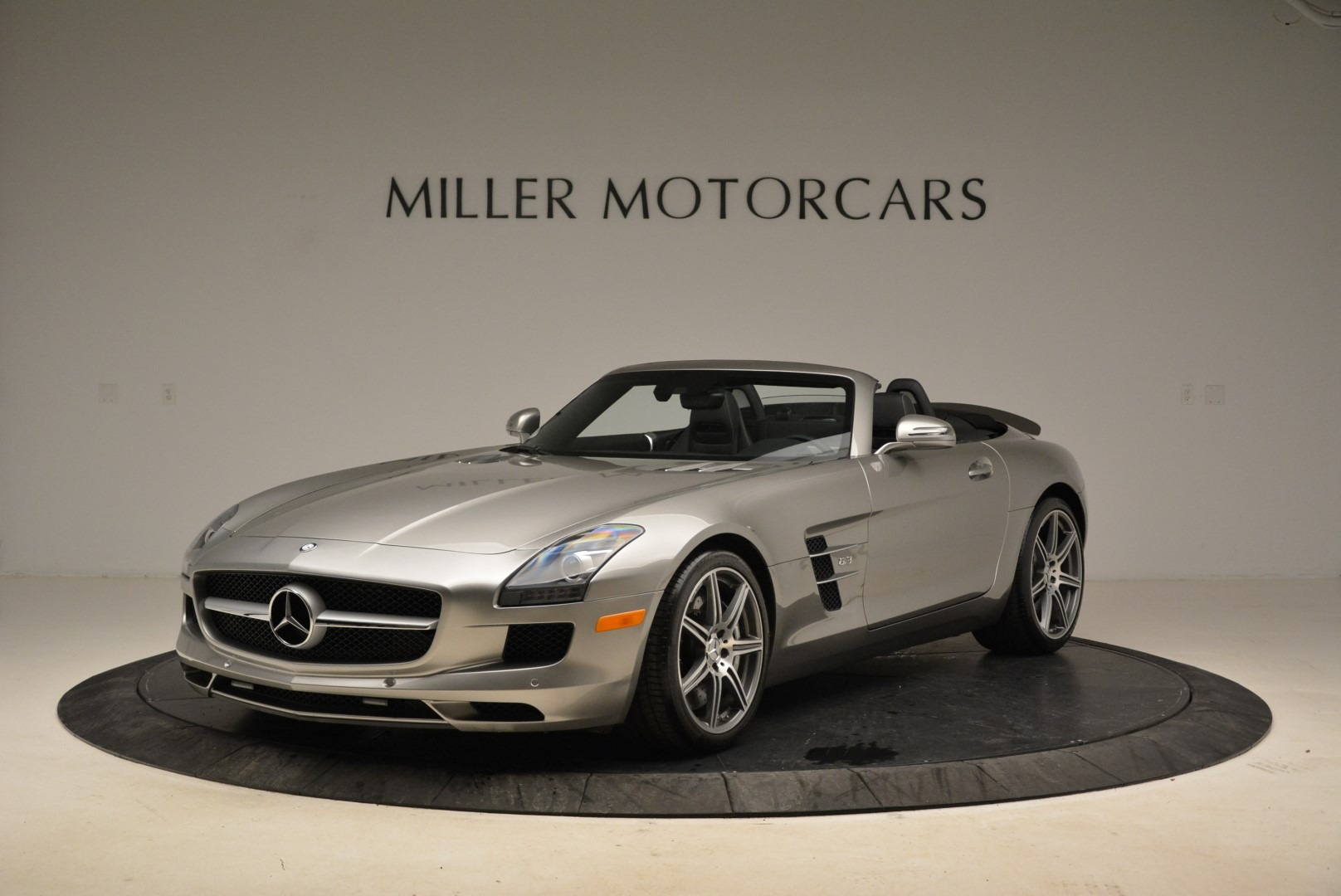 Used 2012 Mercedes-Benz SLS AMG for sale Sold at Bugatti of Greenwich in Greenwich CT 06830 1